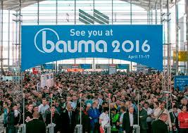 MéthoCAD présenté au salon BAUMA 2016 à Munich