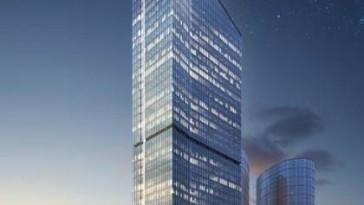MéthoCAD pour la construction de  SKYLINER, la future plus haute tour  d'Europe