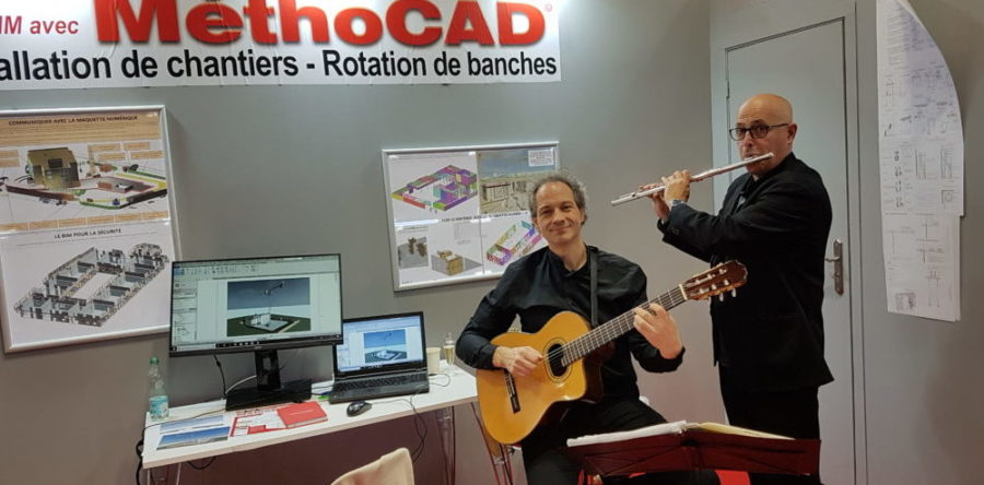MethoCAD celebrates 30 years at BATIMAT