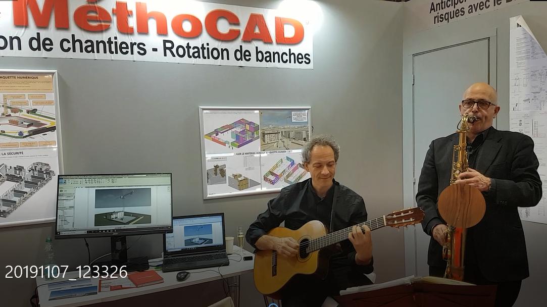 Logiciel MéthoCAD sous AutoCAD fête 30 ans